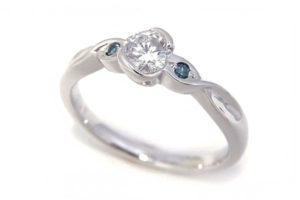 ダイヤモンドリングをリフォーム